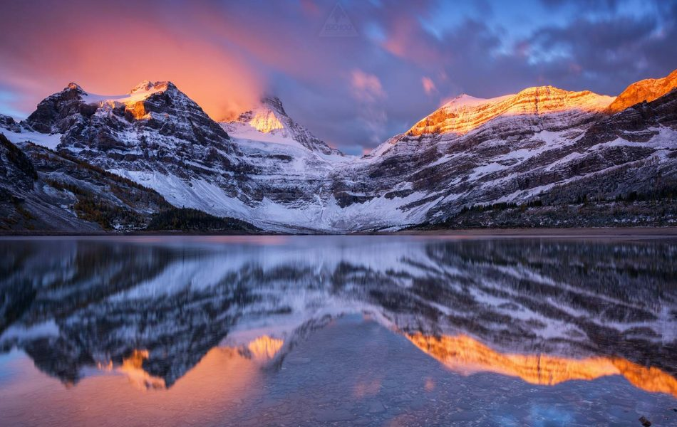 ©Iso100 Photography: Mount Assiniboine