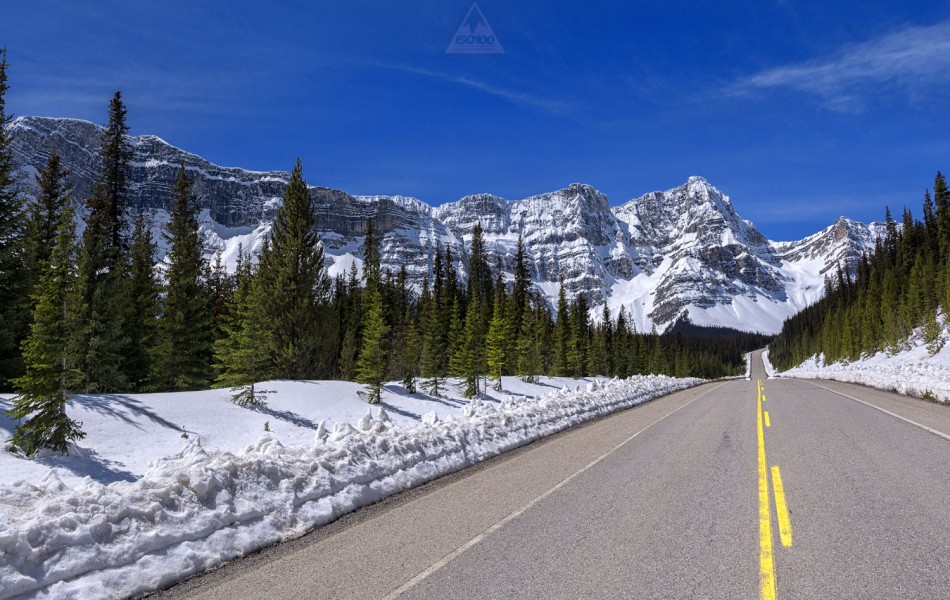 ©Iso100 Photography: Icefields Parkway, Alberta
