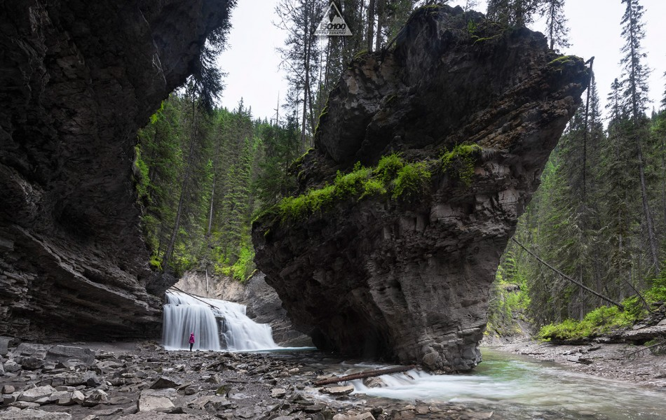 ©Iso100 Photography: Johnston Canyon