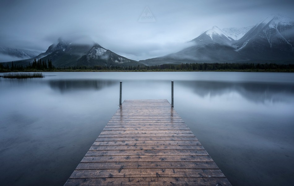 ©Iso100 Photography: Vermillion Lakes, Banff