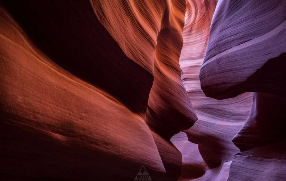©Iso100 Photography: Lower Antelope Canyon, Arizona