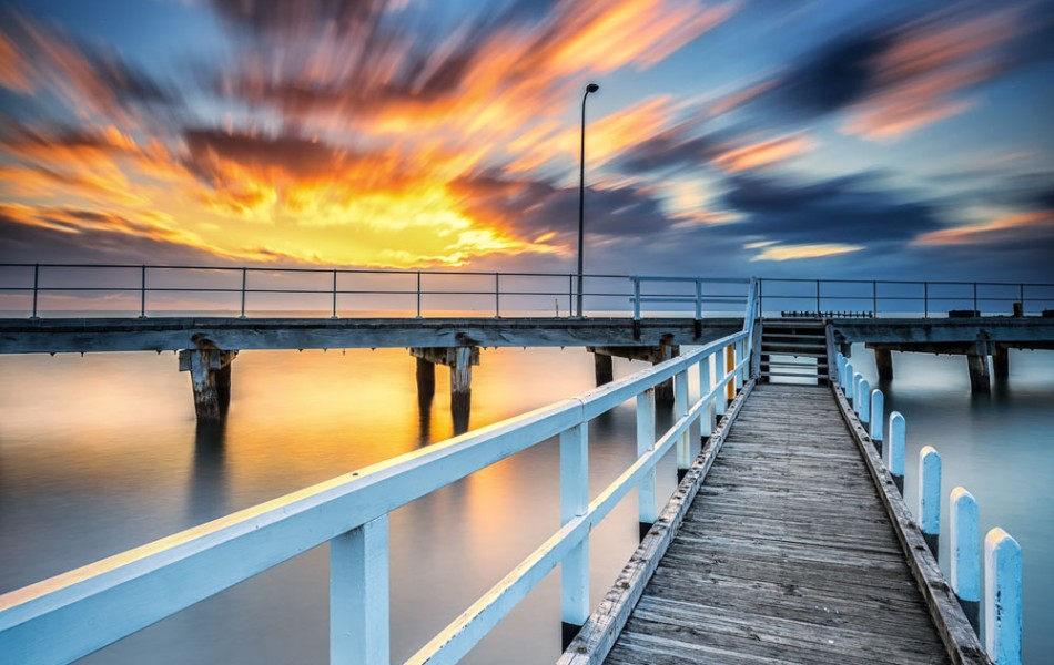 ©Iso100 Photography: Black Rock Pier, Melbourne