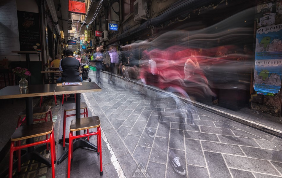 ©Iso100 Photography: Centre Place, Melbourne