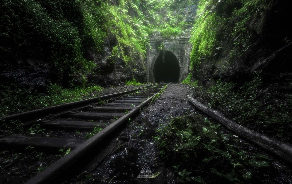 ©Iso100 Photography: Helensburgh Tunnel, Sydney