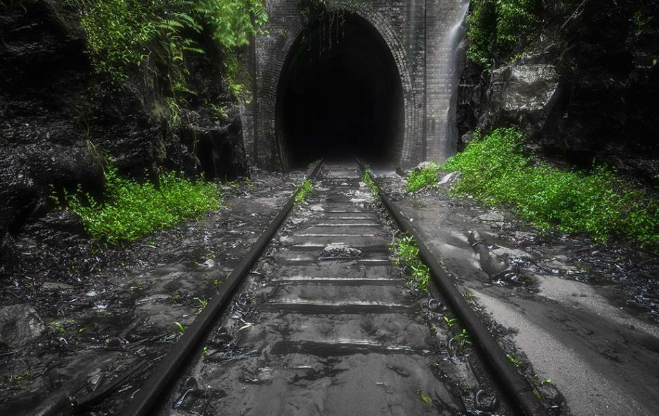 ©Iso100 Photography: Helensburgh Tunnel