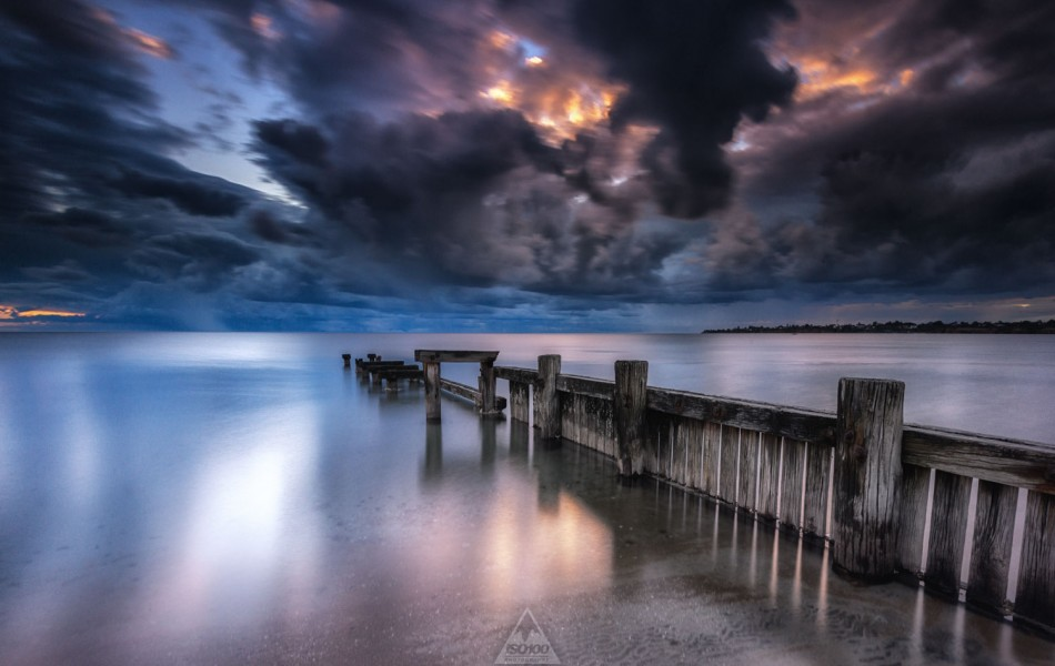 ©Iso100 Photography: Mentone Pier, Melbourne