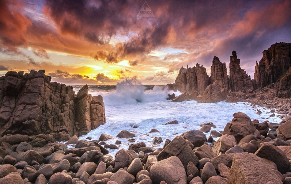 ©Iso100 Photography: The Pinnacles, Phillip Island