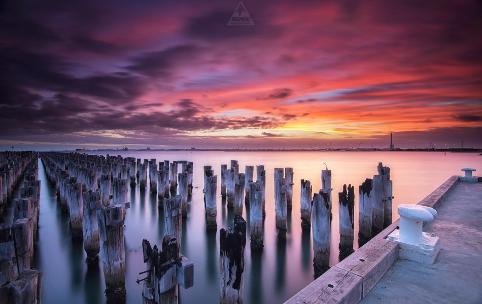 ©Iso100 Photography: Princes Pier, Melbourne