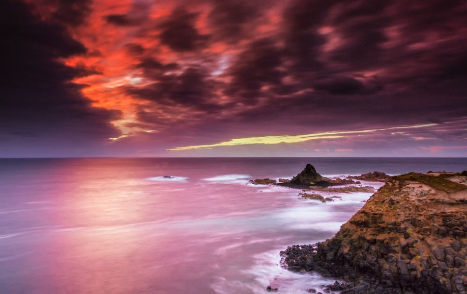 ©Iso100 Photography: Pyramid Rock, Phillip Island