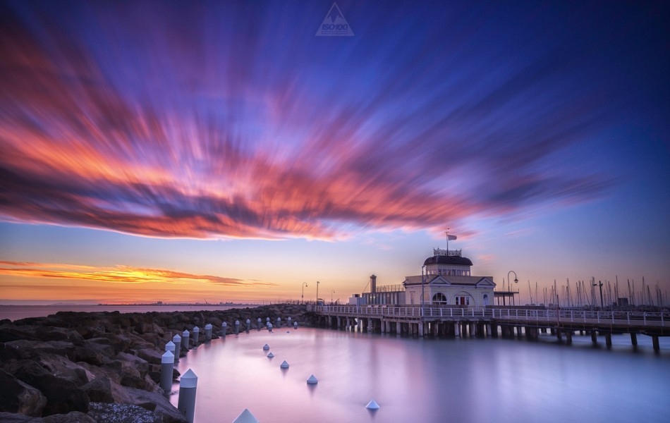 ©Iso100 Photography: St. Kilda Pier, Melbourne