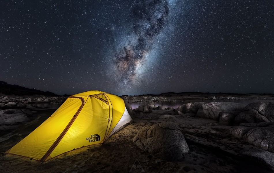 ©Iso100 Photography: The North Face Tadpole II Tent