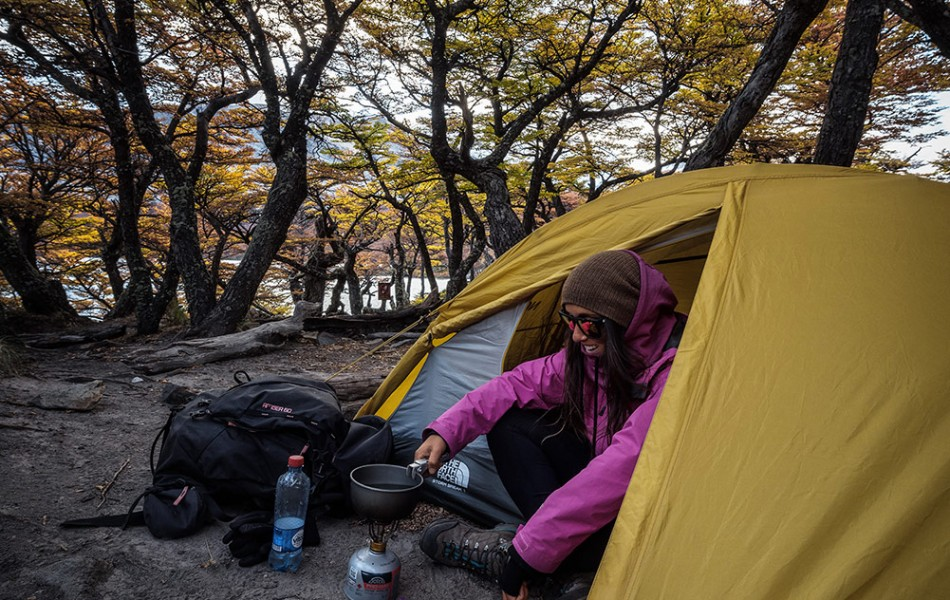 ©Iso100 Photography: The North Face Stormbreak II Tent