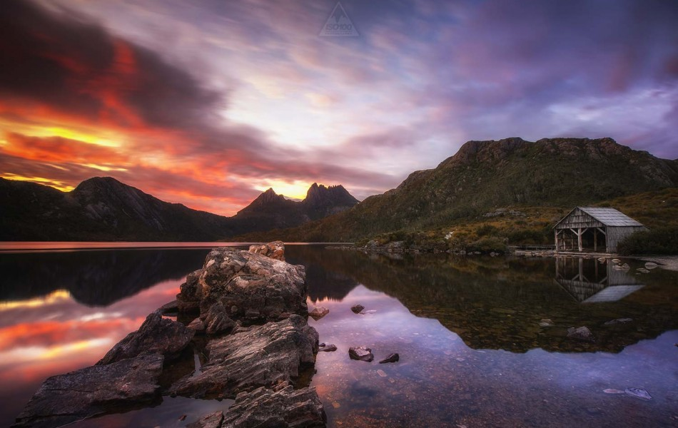 ©Iso100 Photography: Dove Lake, Cradle Mountain