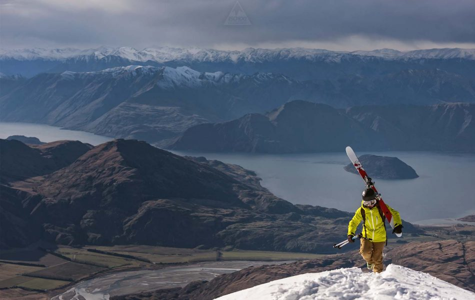 Iso100 Photography © Lake Wanaka + Treblecone, NZ