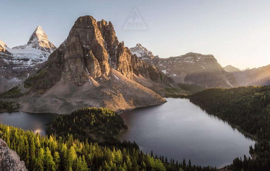 Iso100 Photography © Mt. Assiniboine, BC
