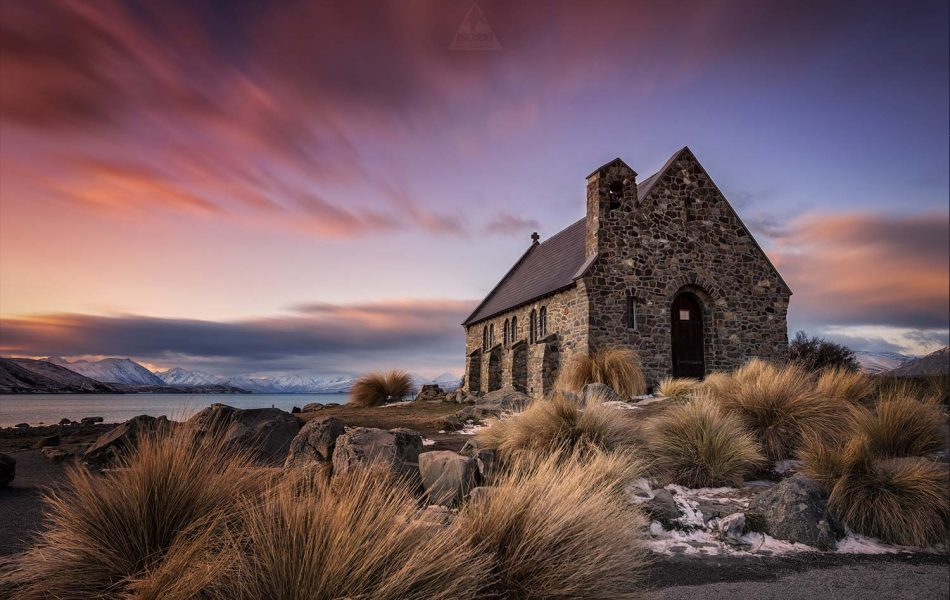 iso100 Photography © Lake Tekapo, NZ