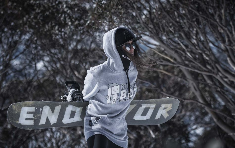 Iso100 Photography © Endeavour Snowboards