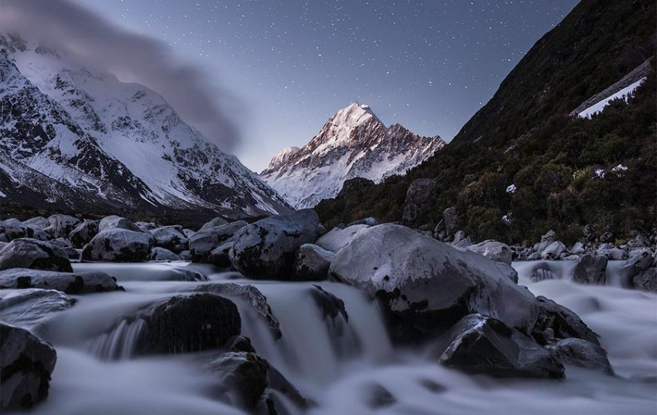iso100 Photography © Mt. Cook, NZ