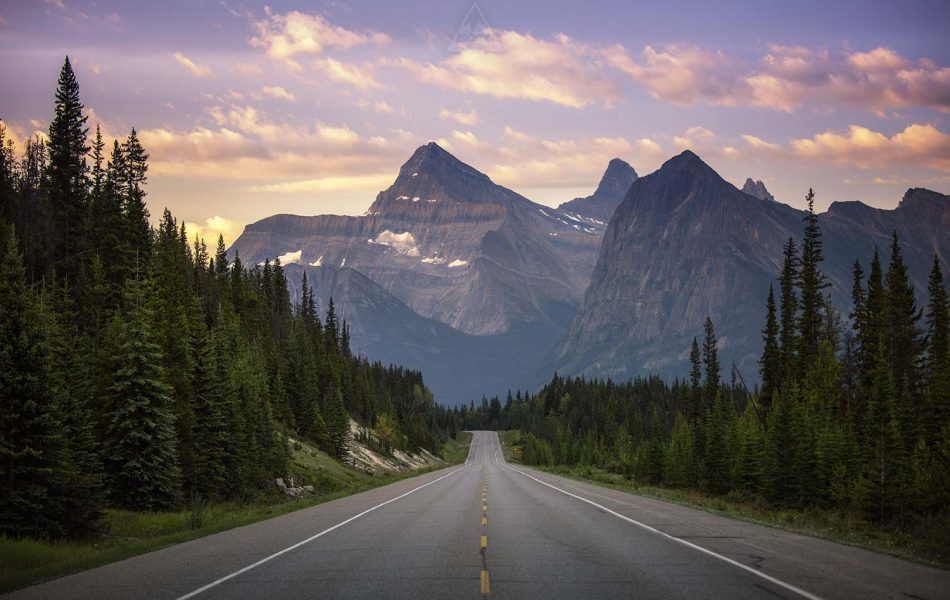 Iso100 Photography © Icefields Parkway, AB