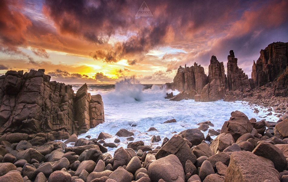 Iso100 Photography © The Pinnacles, Phillip Island